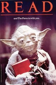 Yoda Says Read