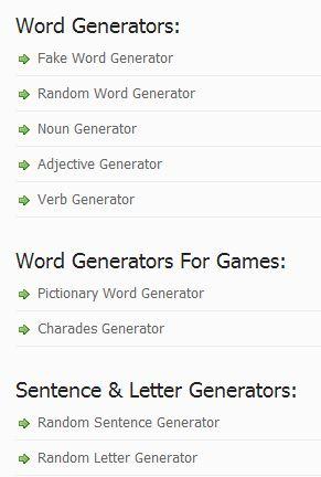 WordGenerator1