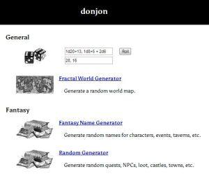 donjonwebsite