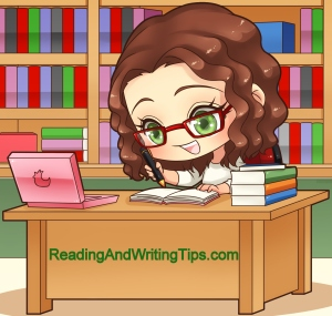 Reading and Writing Tips logo