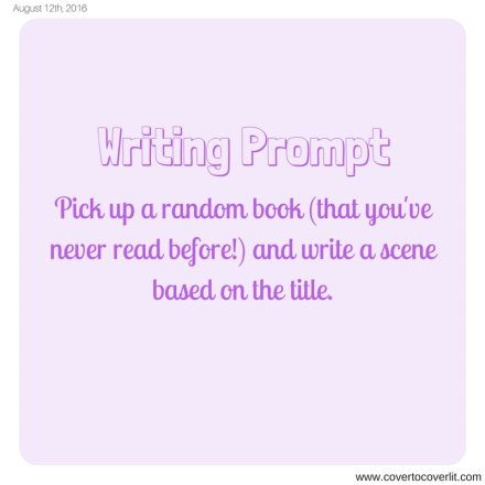 writingprompt writers amwriting