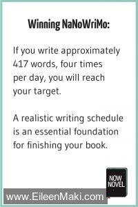 amwriting nanowrimo writers writingtips